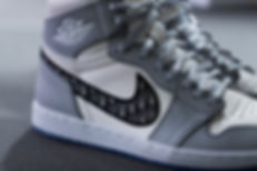 HAVE A FIRST LOOK AT THE DIOR x AIR JORDAN 1 LOW