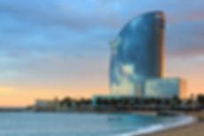 TAKE A LOOK INSIDE: W BARCELONA