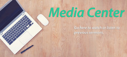 Media center picture