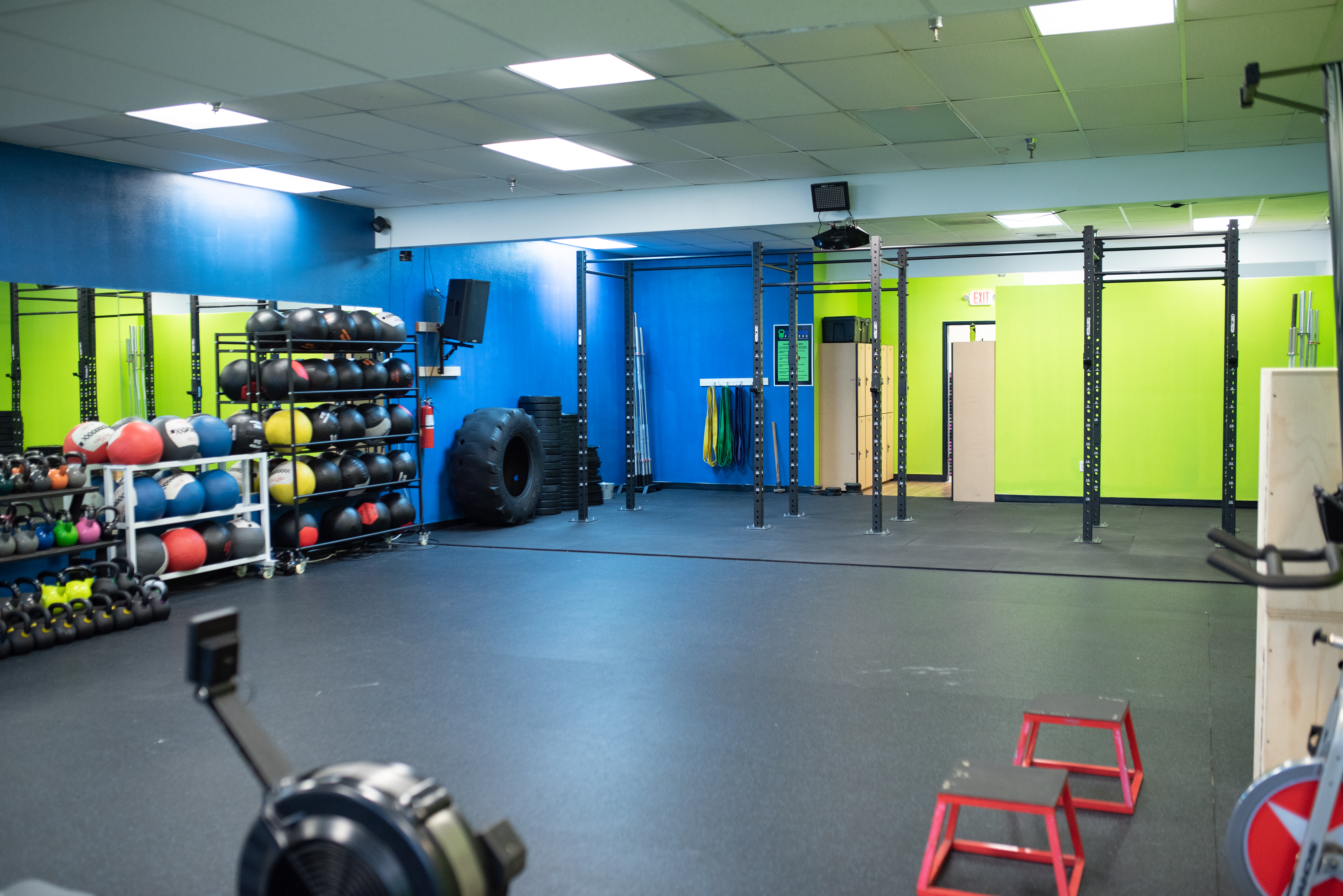 Home corefusion fitness eugene or gym