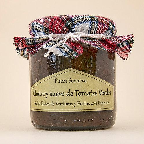 Chutney Suave de Tomates Verdes