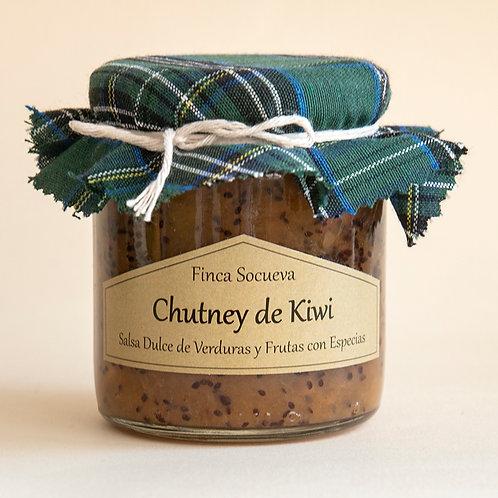 Chutney de Kiwi