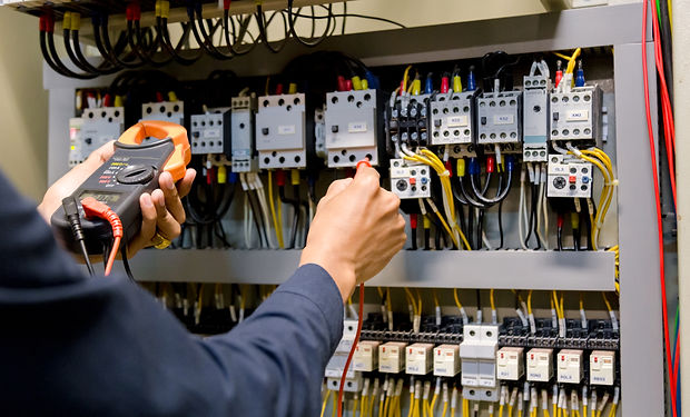 electrician-engineer-work-tester-measuring-voltage-current-power-electric-line-electical-c
