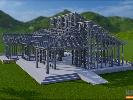 Afinal, o que é steel frame?