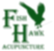 Fish Hawk Acupuncture Logo