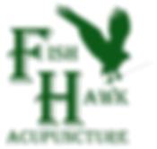 Fish Hawk Acupuncture Logo