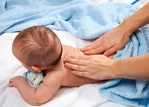 Tui Na Massage for Babies Kids
