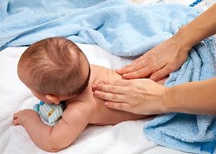 Tui Na Massage for Babies Kids