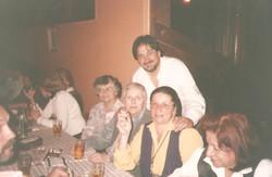 Junto a Beatriz Valllejos y Nora Didier