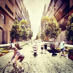 Gazi Caddesi Kentsel Yenileme ve Cephe R