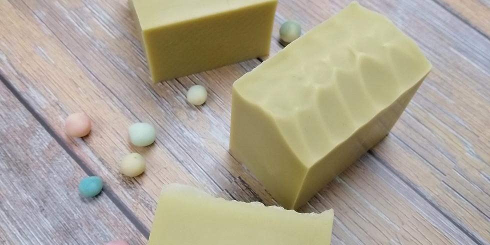冷製阿勒坡皂工作坊 by Apn