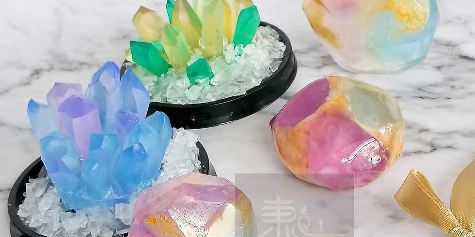 【2107016A】日本Aromatica Labo Method MP寶石皂體驗工作坊 by 東方製皂