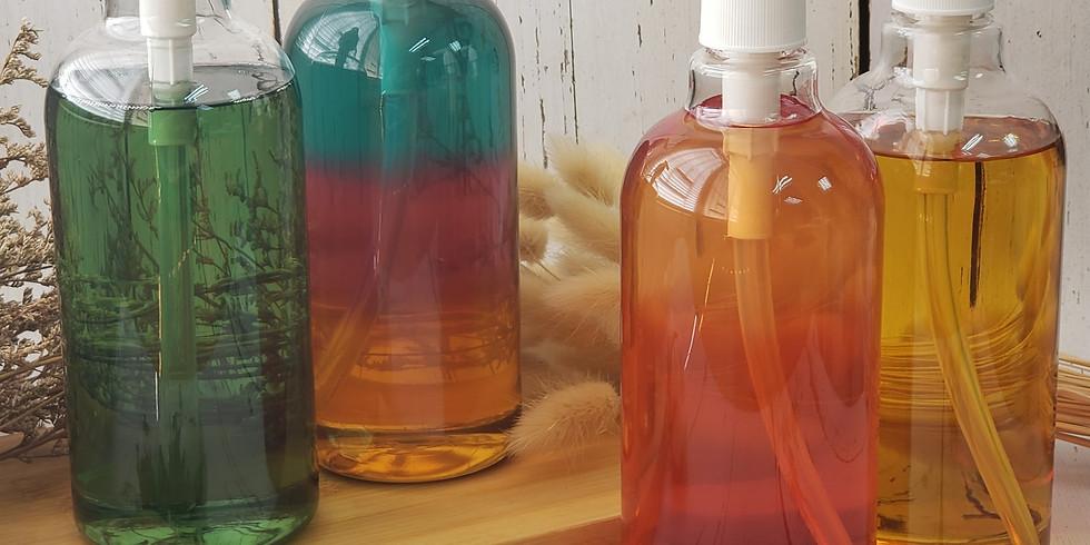 【200928】日式透明液體鈉皂工作坊 by J's Handmade
