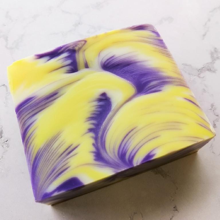 【2106-1D2】創皂其色二 - 神秘電波星軌皂