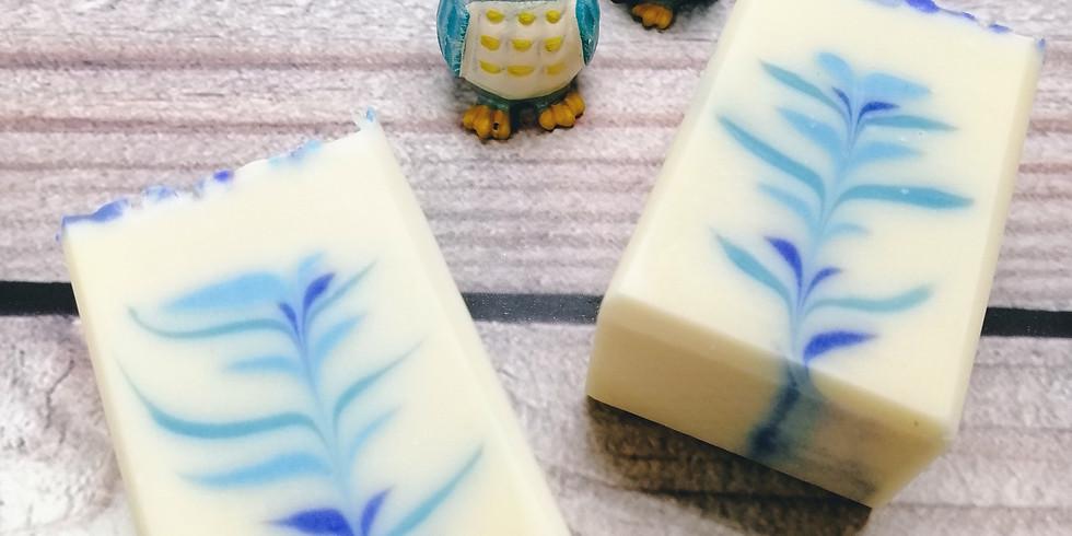 【210322】神秘的羽毛渲染皂工作坊 by Apn