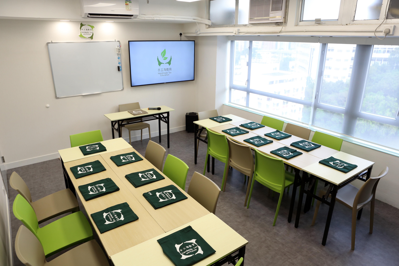 教室租用 - 周末/假日 第二節及第三節