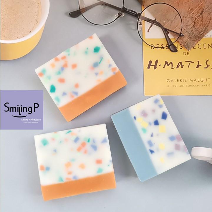 【210930】水磨石分層皂工作坊 by Smiling P Production