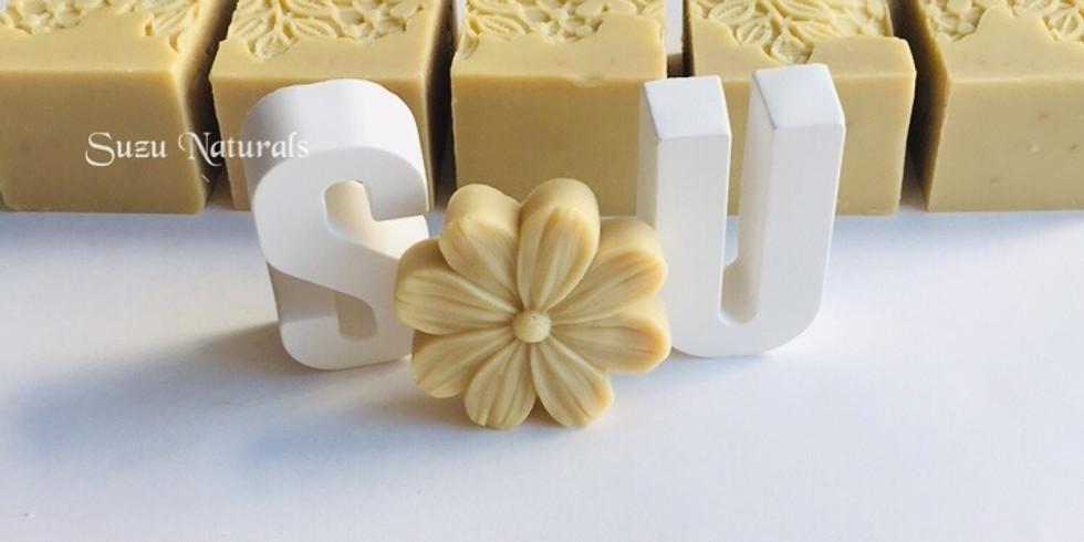 濕疹馬賽舒緩皂 工作坊 by Suzu Naturals