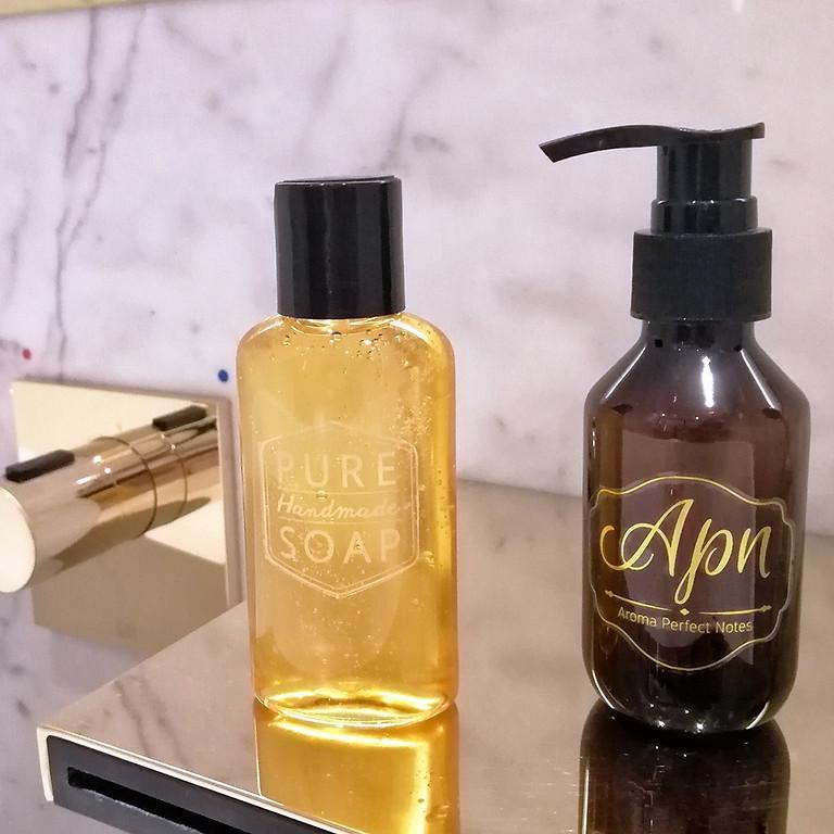 【211004】馬來西亞Artiz Soap  液態手工皂高階導師証書 (Day 3) by Apn