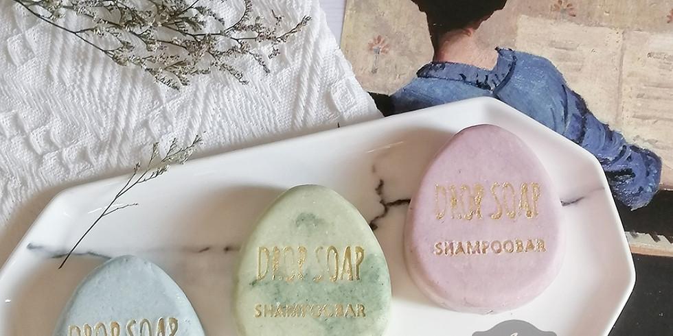 【211029】 韓國Drop Soap 洗髮餅護髮餅導師証書課程