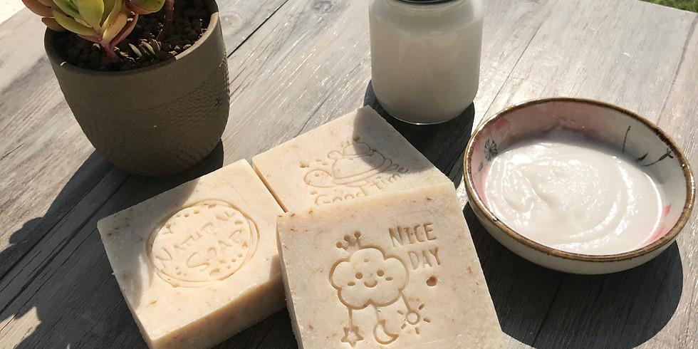 【200316】馬鈴薯家事皂和萬用清潔膏工作坊 by FAM
