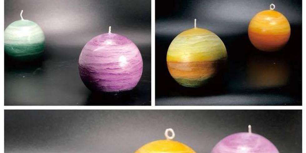 宇宙星空香氛蠟燭 線上課程 by Parnassus 巴納賽絲 x 劉婉蓉 老師