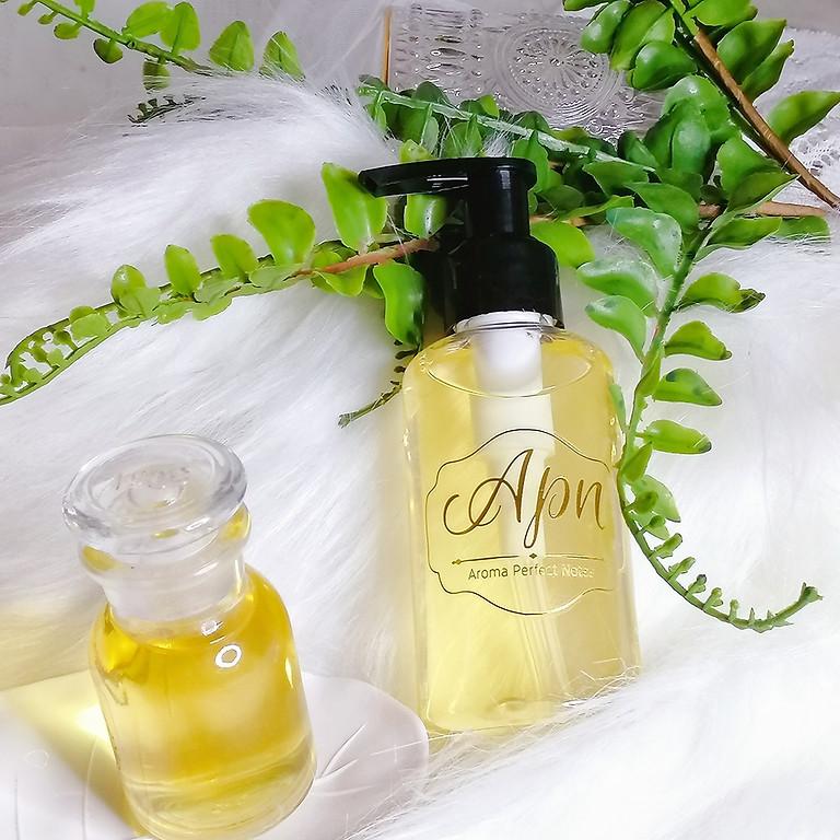 【211007】馬來西亞Artiz Soap  液態手工皂高階導師証書 (Day 1) by Apn