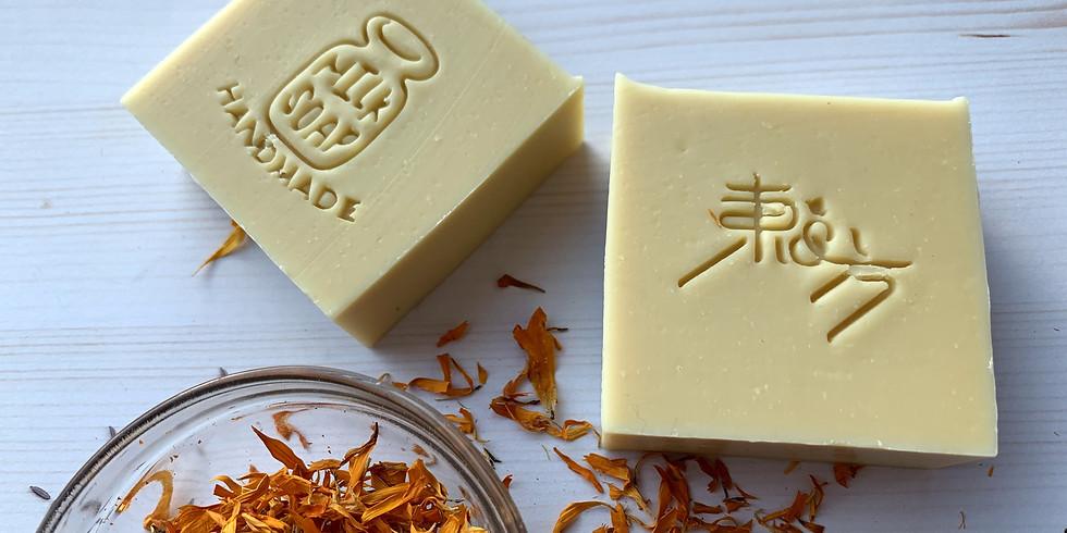 【210125】金盞花親膚母乳皂工作坊 by 東方製皂