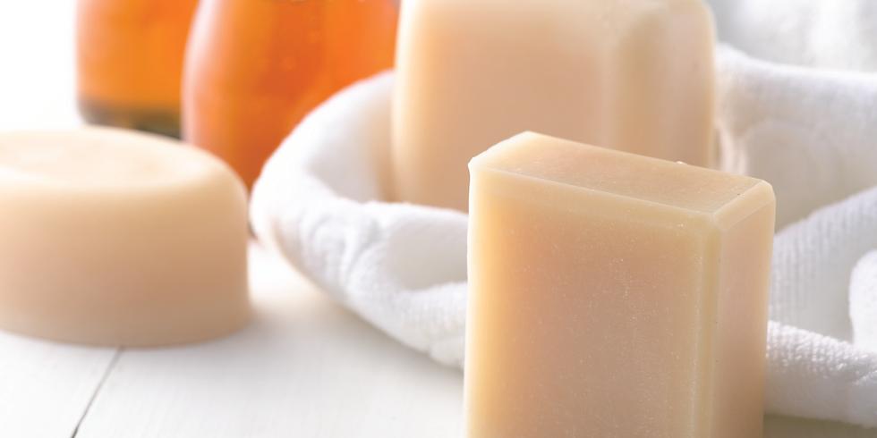 【SP2】手工皂特殊添加物運用與技巧 by 孟孟老師