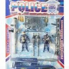 """Набор """"Полиция"""", на блист. 43*28*5 см."""