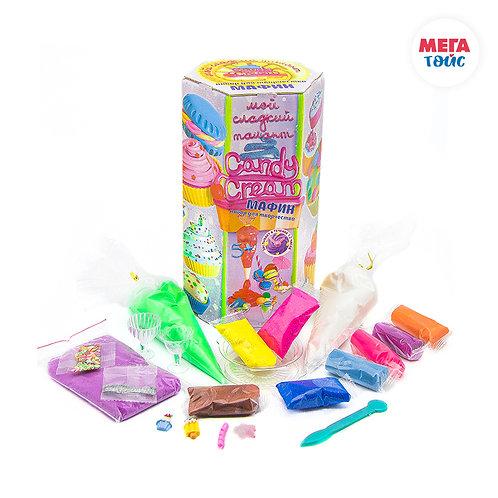 Набор легкого прыгающего пластилина Candy Cream