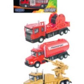 """Машинка """"Power Truck"""", в ассортименте, 1:48, в/к 21*10*8 см"""