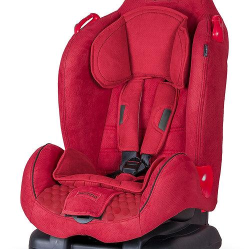 Автокресло Coletto Santino 9-25 кг, красный