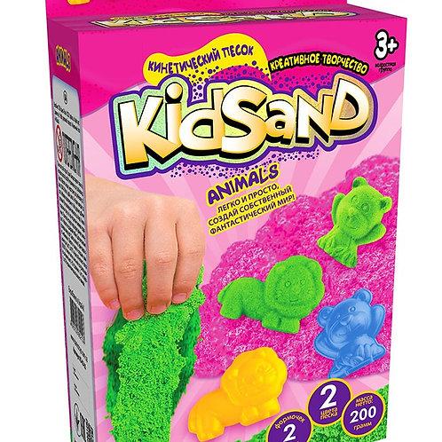 Набор креативного творчества «Кинетический песок» серии «KIDSAND» в коробке, 200