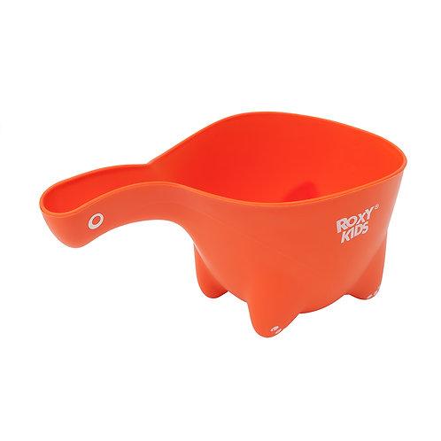 Ковшик для мытья головы DINO 0,8л (оранжевый)