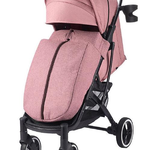 Коляска Dearest 818 Plus, розовая