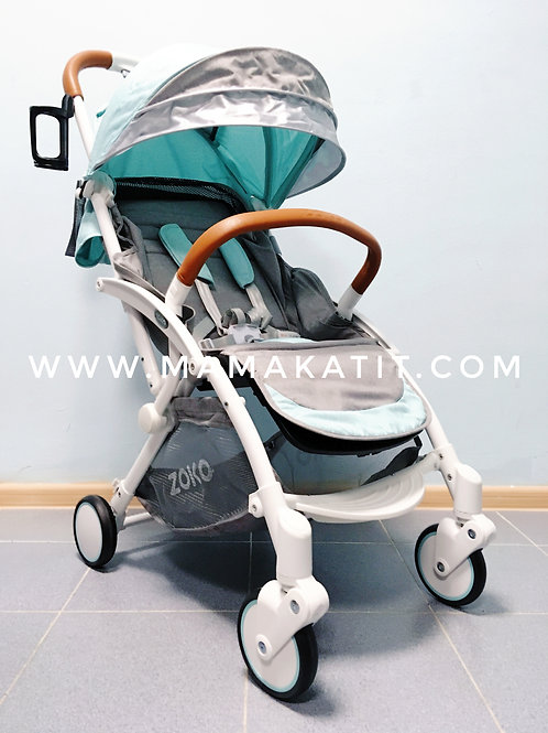 Прогулочная коляска ZOKO Mini, Тиффани (мятный)