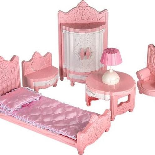 Мебель в наборе Сонечка, в коробке, 36*30*17 см