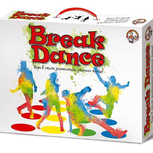 """Игра для детей и взрослых """"Break Dance"""" (поле 1,2 м*1,8 м), в/к 37*27*6,4 см"""