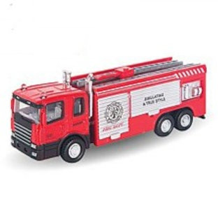 """Машинка """"FIRE TRUCK"""" пожарная 1:48, в коробке 20*7*9 см"""