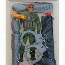 """Набор """"Военная полиция"""", в/п 19*42*4 см."""