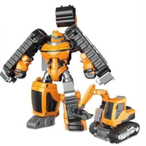 Робот-трансформер в/к 17,4*15.7*8.5 см.