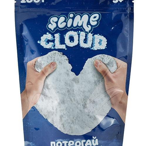 """Игрушка ТМ """"Slime"""" Cloud-slime Облачко с ароматом пломбира, 200 г. 14,5*7*21 см."""