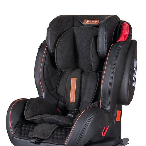 Автокресло Coletto Sportivo Only isofix 9-36 кг, черный