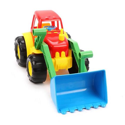 Трактор с ковшом, 34*16,5*16 см