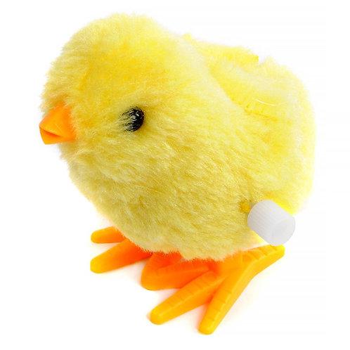 Цыпленок заводной 4*7*7,5 см