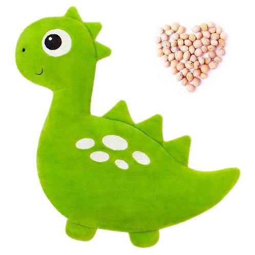 """Игрушка """"Доктор Мякиш - Динозавр"""" с вишневыми косточками, 20*29*5 см"""