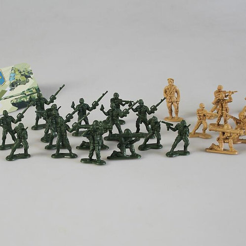 """Набор """"Армия"""" в/п 16.5*24 см."""