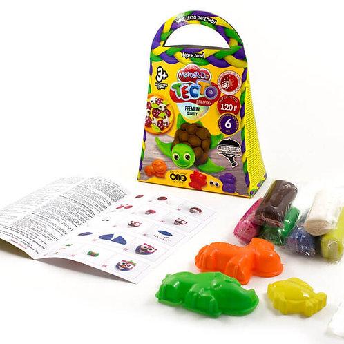 Набор креативного творчества «Тесто для лепки» серия «MASTER DO» коробка Комильф