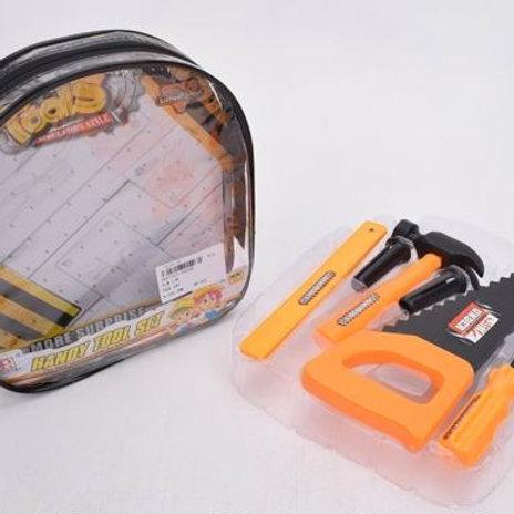 """Набор """"Инструменты"""", в сумочке 22,5*19,5*4,3 см."""